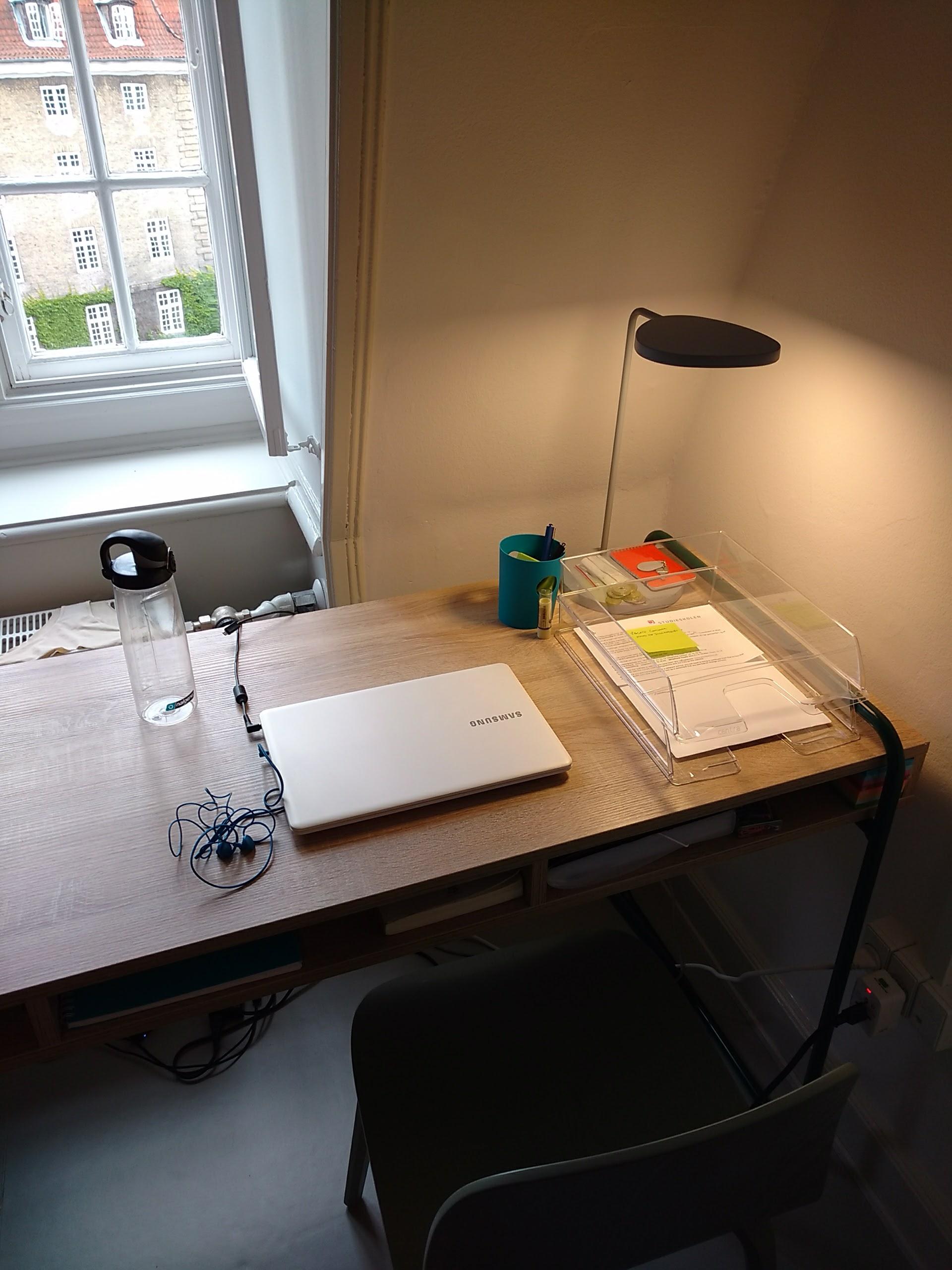 Home Office na Dinamarca
