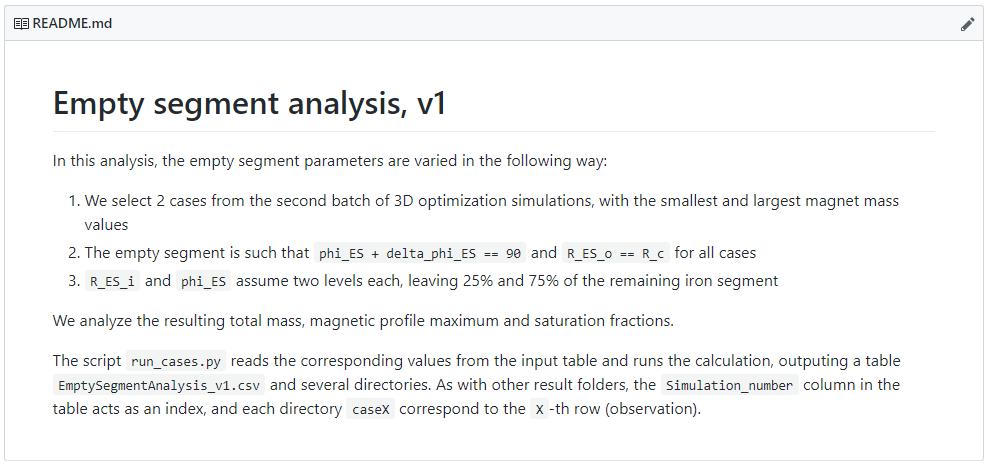 """Captura de tela de um arquivo README de uma subpasta de """"results"""", mostrando explicações sobre como a análise dessa subpasta foi feita"""